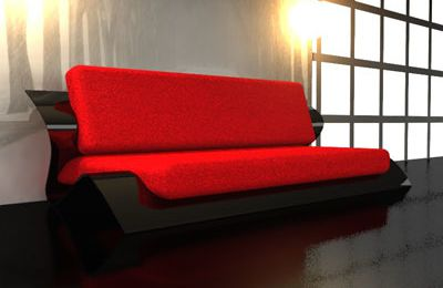 Sofa Bend design