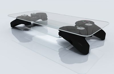 Table basse design Sony dualshock ...