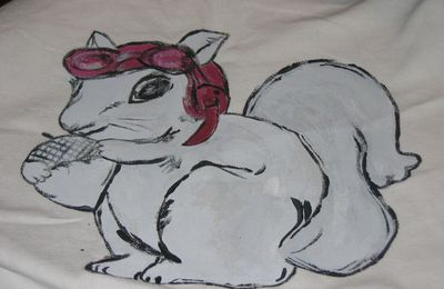 The flying squirrel contest