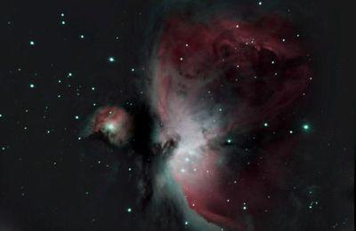 Première image en remote M42-EOS350D