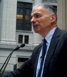 Ralph Nader on Wall Street DVD! (trailer)