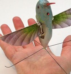 Spy-Butterfly: Israel developing insect drone for indoor surveillance (+ Insect Drones Files)