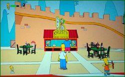 Images des Simpson le jeu !