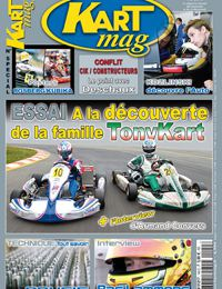 Karting : KART mag #140 // Mai 2010