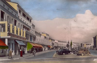 Royan in the fifties