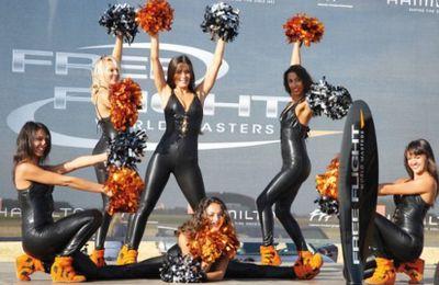 Du 11 au 12 octobre 2014 : compétition de voltige à Sainte-Maxime