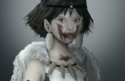 Si la Princesse Mononoke existait / Princess Mononoke in the real life