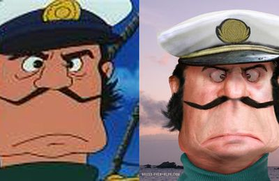 Si le Capitaine Dice existait / Captain Dice in the real life