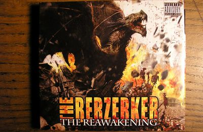 The Berzerker : The reawakening digipack