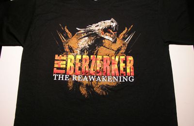 The Berzerker Tee shirt: The reawakening