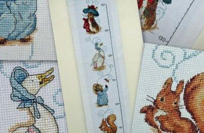 Toise Beatrix Potter (Beatrix Potter height chart)