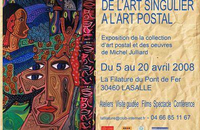 DE L'ART SINGULIER A L'ART POSTAL
