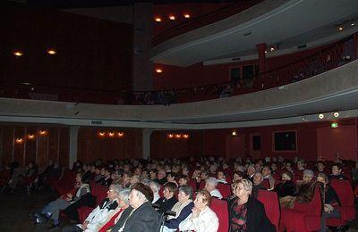 Spectacle en 2007