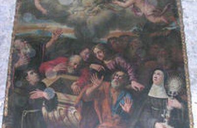 Une Assomption de l'église St-Laurent d'Ollioules