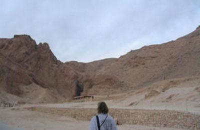 Kaaper en Egypte (2004) - Vallées des Rois & des Reines : les merveilles de la nécropole thébaine