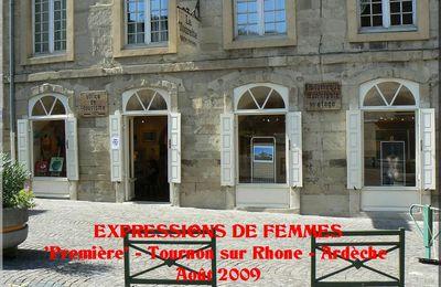 2009 - EXPRESSIONS DE FEMMES '1ERE'...
