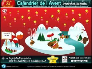 Avanquest's Advent Calendar 2008!