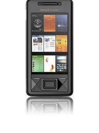Sony Ericsson Xperia™ X1 panel SDK