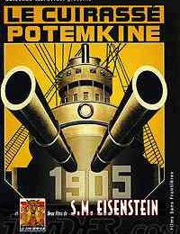 Le cuirassé Potemkine, de Sergueï Eisenstein (URSS, 1925)