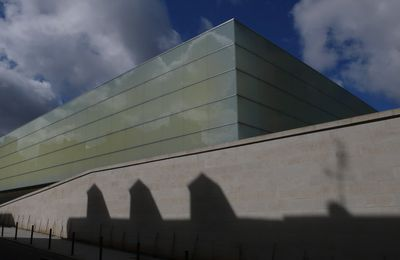 UNE BELLE ARCHITECTURE: LE THEATRE-AUDITORIUM DE POITIERS