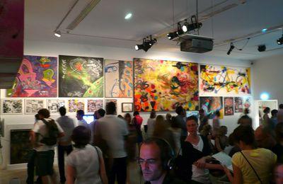 EXPOSITION « NE DANS LA RUE : GRAFFITI » A LA FONDATION CARTIER.
