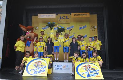 Chloé Prioux sur le Tour de France 2012