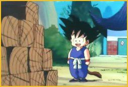En Avril 2009, Dragon Ball, le Film.