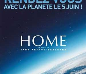 Un point de vue sur HOME de Yann Arthus-Bertrand.