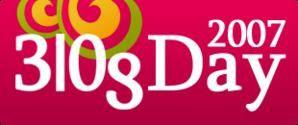 Aujourd'hui c'est BlogDay2007!!