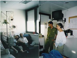 Histoire de greffe... En famille/ Bone marrow transplant 4