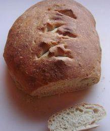 Mon pain maison...pétri en MAP et cuit au four...