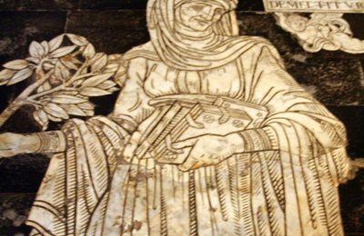 Cathédrale de SIENNE (Pavement)