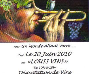 Vive les vignerons au Louis Vins