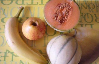 Ronde des popotes : les fruits