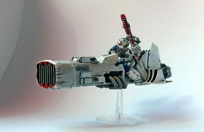 World Eaters Pre Heresie Jet bike