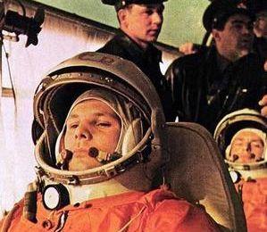 Le premier homme dans l'espace: Youri Gagarine