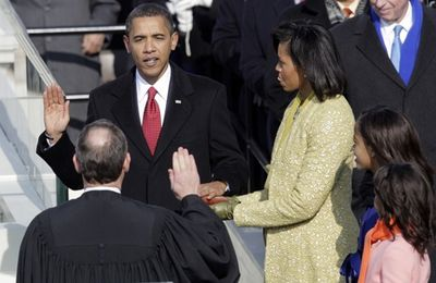 I, Barack Obama, do solemnly swear...
