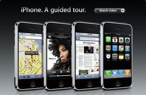 IPHONE ET IPOD TOUCH
