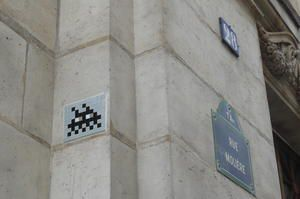 Space Invader toujours