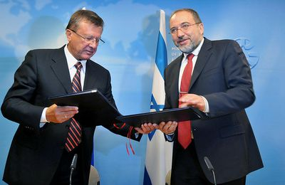 Economic agreement approved between Russia and Israel