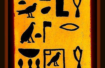Pendentif - Protection d'Isis et d'Hathor