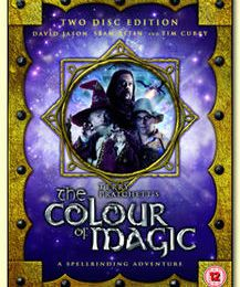 Sortie DvD de The Colour of Magic