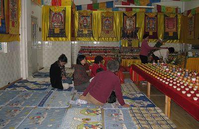 Journées Bouddhistes 2011-2