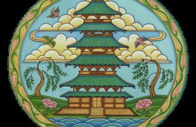 Un mandala vers le bonheur