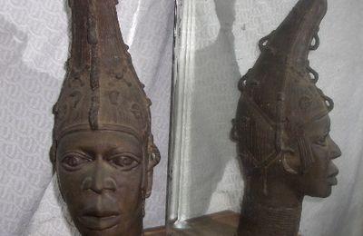les bronzes: dit du Bénin