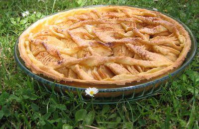 La meilleure tarte aux pommes...