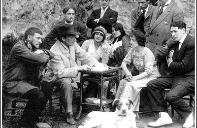 Copeau : « Pour l'œuvre nouvelle qu'on nous laisse un tréteau nu » 1913