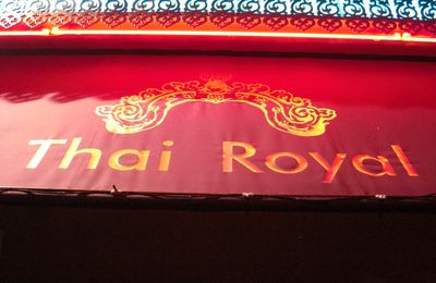 Thai Royal à Paris