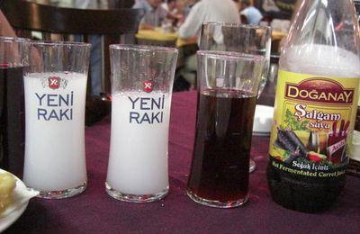 Turquie : Le raki