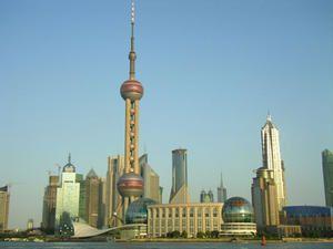 A3) Pudong, vitrine de la Chine moderne
